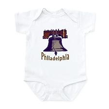 Love Pennsylvania Infant Bodysuit