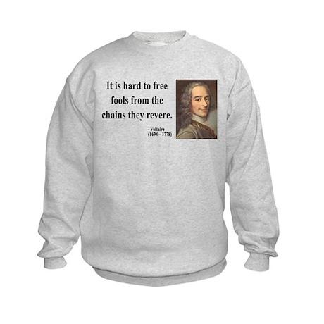 Voltaire 5 Kids Sweatshirt
