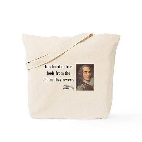 Voltaire 5 Tote Bag