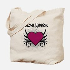 Myeloma Warrior Tote Bag