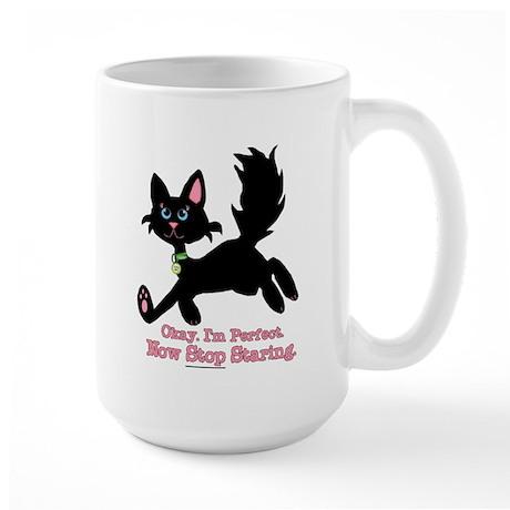 I'm Perfect Large Mug