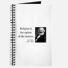 Karl Marx 1 Journal