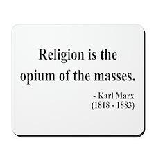 Karl Marx 1 Mousepad
