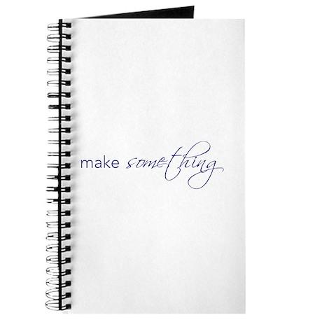 Make Something - Journal
