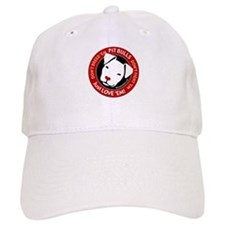 Pit Bulls: Just Love 'Em! Baseball Cap