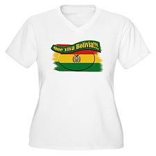 Funny Transmision del carnaval de oruro T-Shirt
