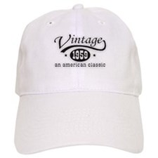 Vintage 1959 Baseball Cap