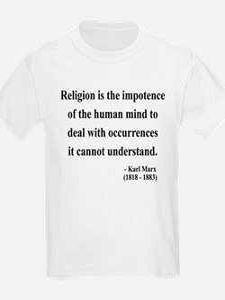 Karl Marx 2 T-Shirt