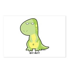 T-Rex Postcards (Package of 8)