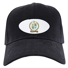 d'ENTREMONT Family Crest Baseball Hat