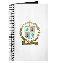 d'ENTREMONT Family Crest Journal