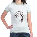 Autumn Wind Jr. Ringer T-Shirt