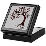 Autumn Wind Keepsake Box