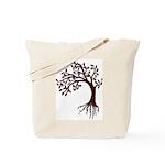 Autumn Wind Tote Bag