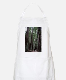 Muir Woods, California BBQ Apron