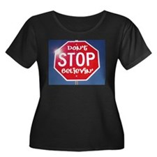 DON'T STOP T