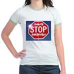 DON'T STOP Jr. Ringer T-Shirt
