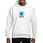 DESCHENES Family Crest Hooded Sweatshirt