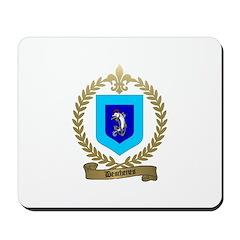 DESCHENES Family Crest Mousepad