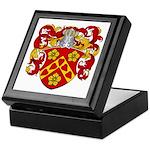 Moens Family Crest Keepsake Box