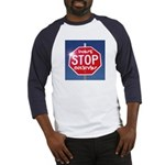 DON'T STOP BELIEVING Baseball Jersey
