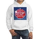 DON'T STOP BELIEVING Hooded Sweatshirt
