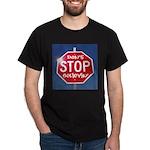DON'T STOP BELIEVING Dark T-Shirt
