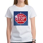DON'T STOP BELIEVING Women's T-Shirt