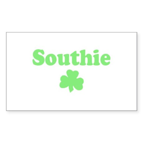 Southie Rectangle Sticker
