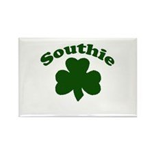 Southie Rectangle Magnet