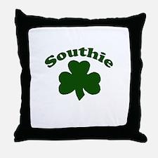 Southie Throw Pillow