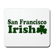 San Francisco Irish Mousepad