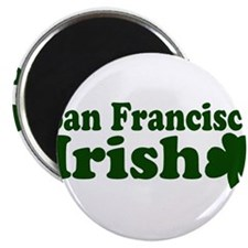 San Francisco Irish Magnet