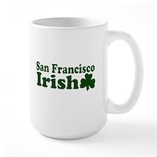San Francisco Irish Mug