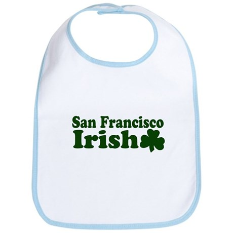San Francisco Irish Bib