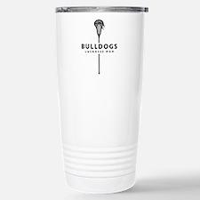 Bulldogs Mom Travel Mug