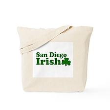 San Diego Irish Tote Bag