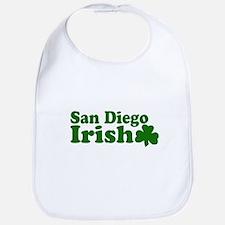 San Diego Irish Bib