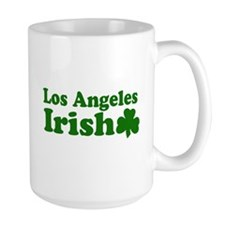 Los Angeles Irish Mug