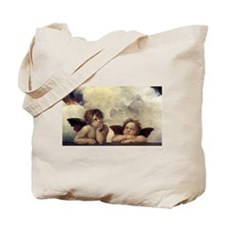 Raphael's Angels Tote Bag