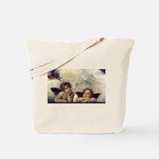 Raphael's Angels Tote Bag