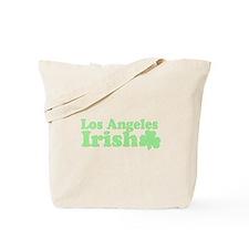 Los Angeles Irish Tote Bag