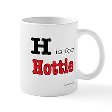 H is for Hottie Mug