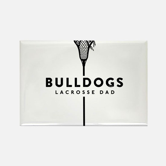 Bulldogs Dad Magnets