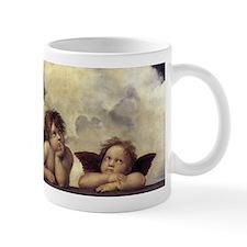 Raphael's Angels Small Mug