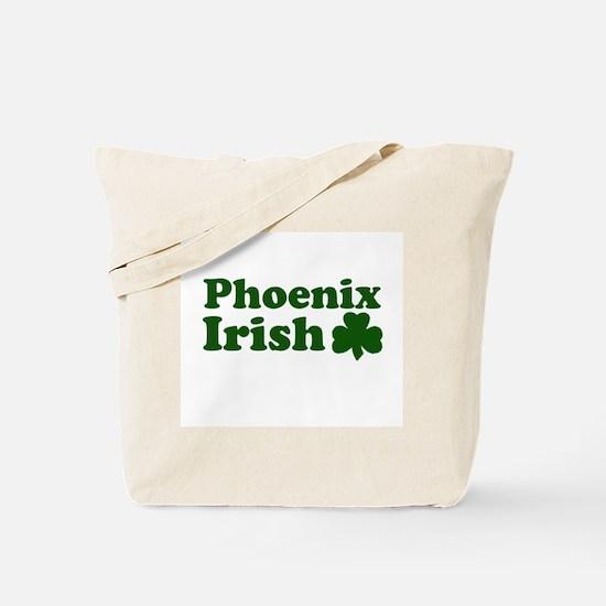 Phoenix Irish Tote Bag