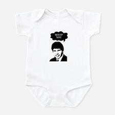 Rod Blagojevich - Bleep You Infant Bodysuit