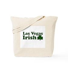 Las Vegas Irish Tote Bag