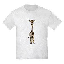 Giraffe Standing T-Shirt