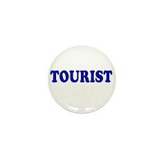 Tourist Mini Button (10 pack)